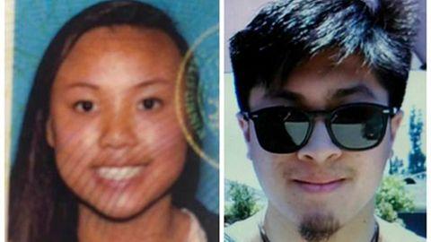 Rachel Nguyen und ihr Freund Joseph Orbeso
