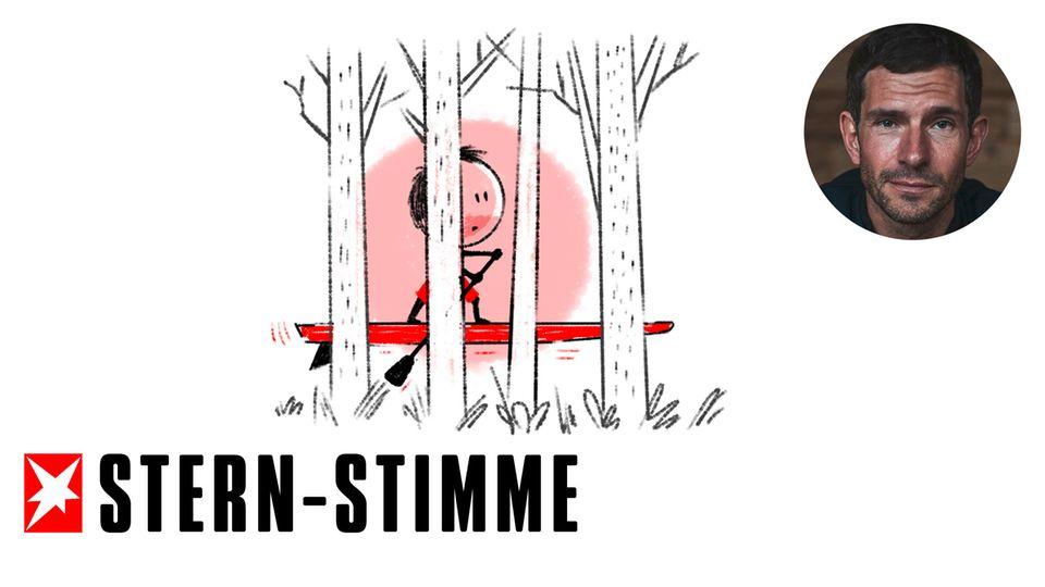M. Beisenherz: Sorry, ich bin privat hier: Die Pfeifen im Walde