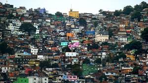 Brasilien: Rocinha in Rio de Janeiro