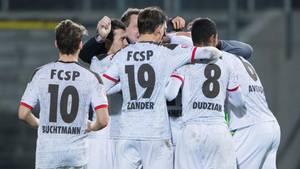 2. Liga: St. Pauli jubelt