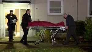 Zweijähriges Mädchen in Hamburg getötet -Der Vater ist auf der Flucht