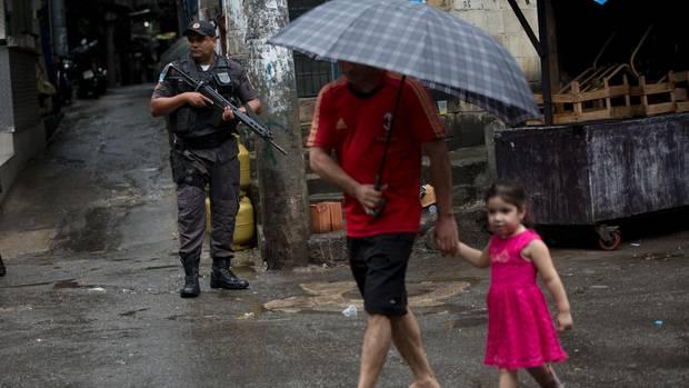 Brasilien: Polizei erschießt versehentlich spanische Touristin