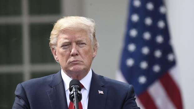 Donald Trump: Der Ärger mit den Hinterbliebenen-Anrufen reißt nicht ab