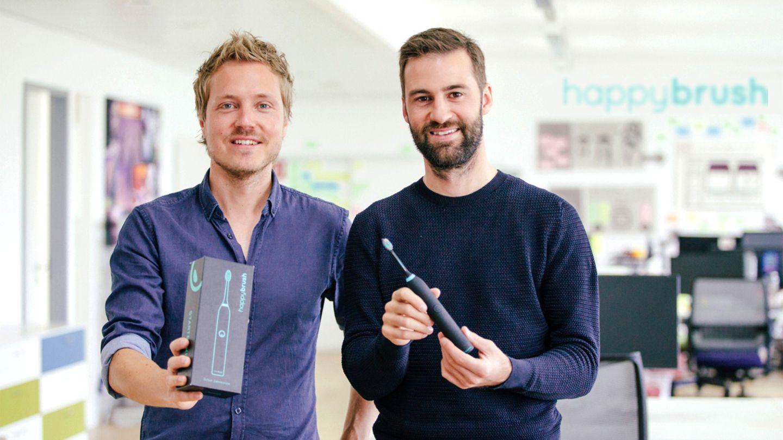Happy Brush Gründer
