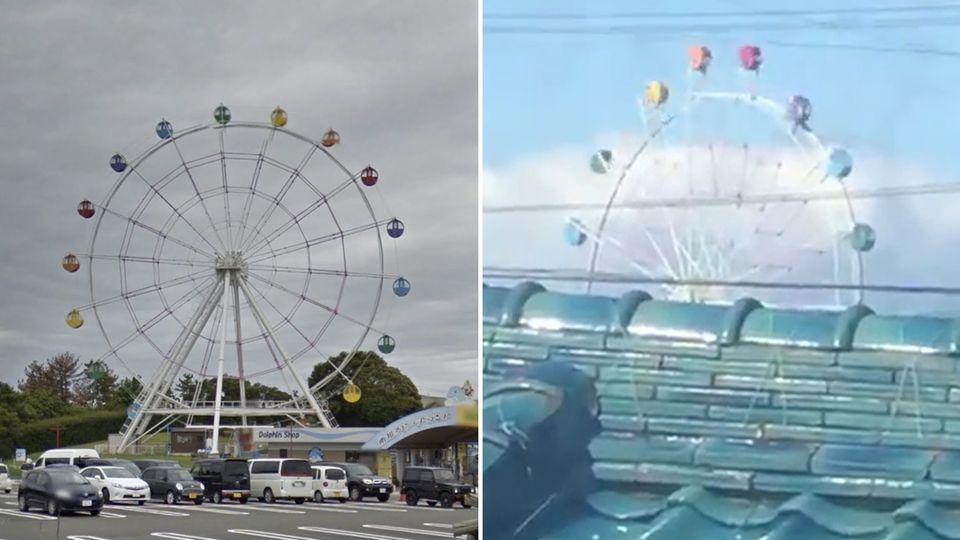 Amusements Parks: Adrenalin und jede Menge Fun: Das sind die größten Freizeitparks der Welt
