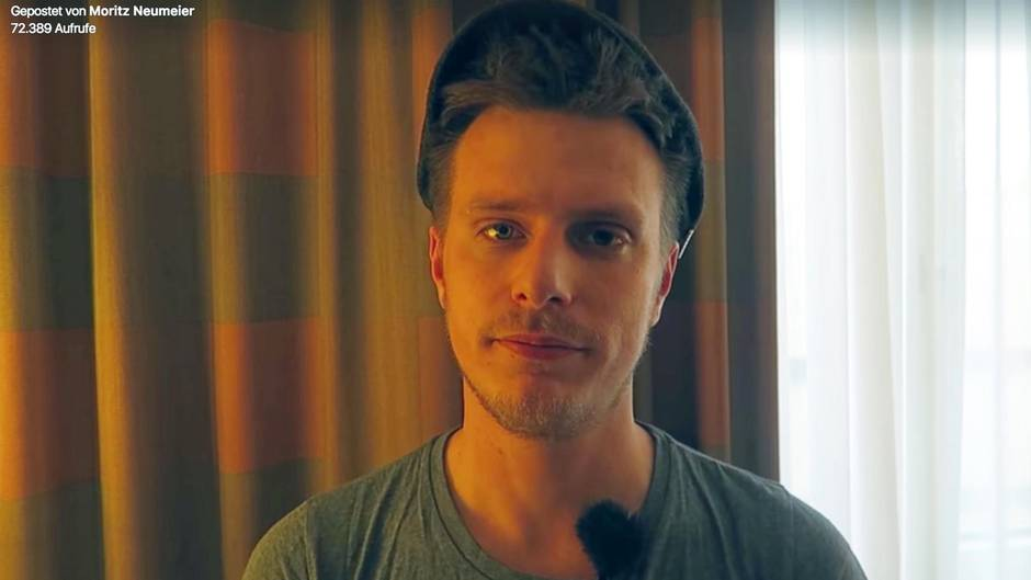 Moritz Neumeier macht eine Liste gegen sexuelle Belästigung - denn Männer seien zu dumm es selbst zu merken