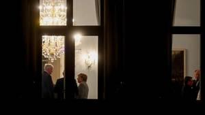 Die möglichen Koalitionspartner verhandelten bis tief in die Nacht