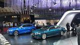 Audi A8 L - einer der wenigen deutschen Stars
