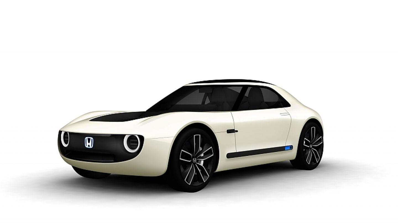 Honda Sports EV Concept - elektrisch und autonom