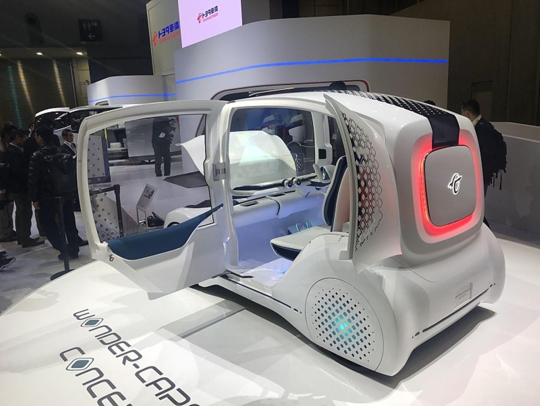 Toyota Wonder Capsule - eine echte Wundertüte