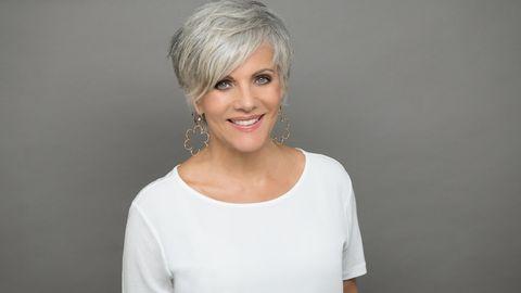 Die RTL-Moderatorin Birgit Schrowange wurde Opfer von sexueller Gewalt am Arbeitsplatz