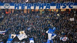 Hertha BSC Berlin Fans