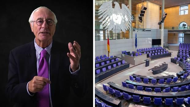 Professor Dieter Pommerening über Deutschlands Zukunft