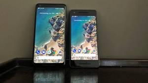 Pixel 2 und Pixel 2 XL