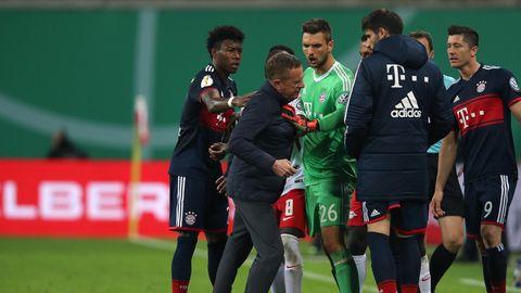 Ralf Rangnick und Bayern