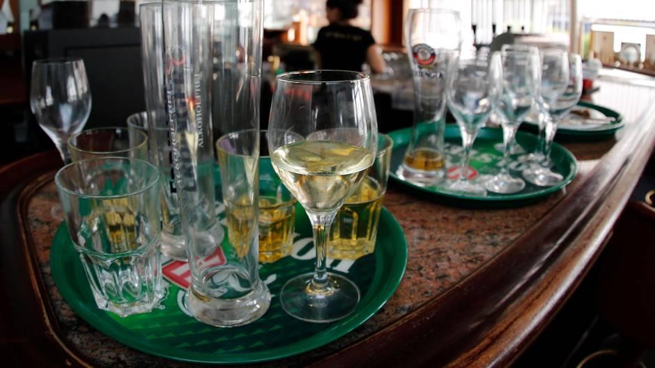 Darmkeime an Gläsern – die mangelnde Hygiene von Vapiano und Sausalitos