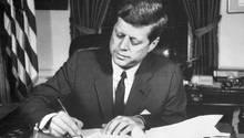 John Fitzgerald Kennedy: Ermordert am 22. November 1963
