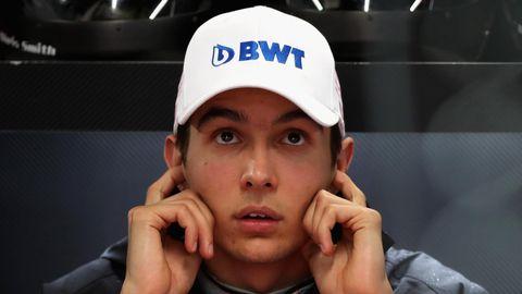 Formel 1: Esteban Ocon