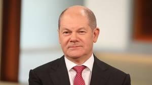 Olaf Scholz, erster Bürgermeister von Hamburg
