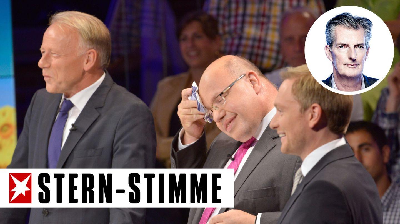 Andreas Petzold: #DasMemo: Finanzminister ein uncooler Job? Das ist lange her