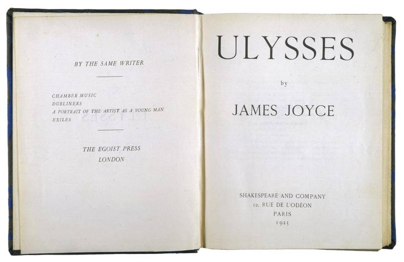 """Ulysses"" von James Joyce"
