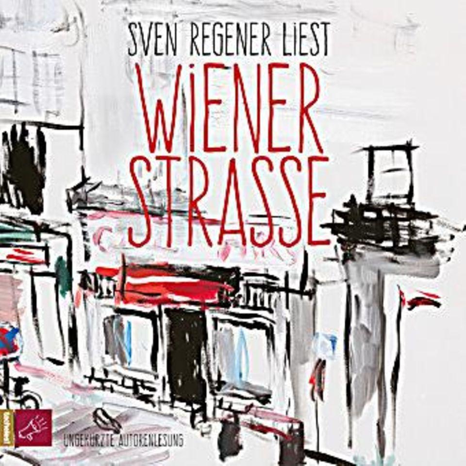 """Sven Regener liest """"Wiener Straße"""""""