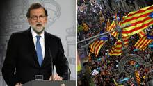"""Krise spitzt sich zu: Abgesetzter Puigdemont ruft Katalanen zu """"demokratischem Widerstand"""" auf"""
