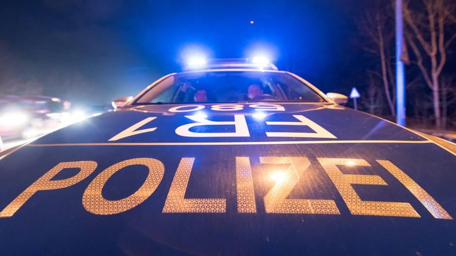 Mörfelden-Walldorf bei Darmstadt: Polizei erschießt bewaffneten Mann bei versuchter Festnahme
