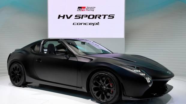 "Toyota Gazoo Racing ""GR HV SPORTS Concept"""