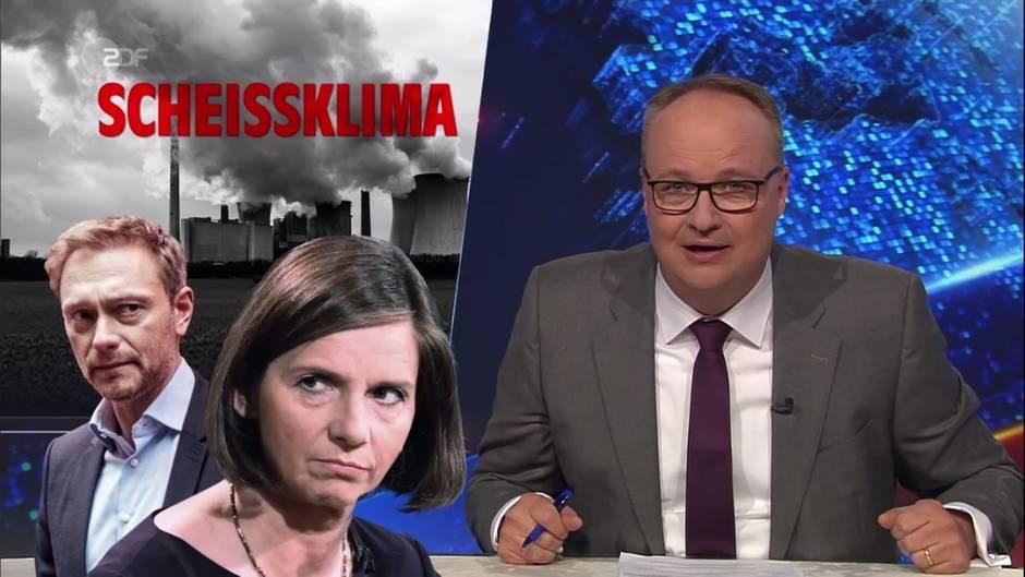 """""""heute-show"""" im ZDF: """"Wie doof ist eigentlich ein Christian Lindner?"""""""