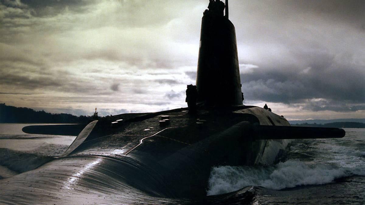 HMS Vigilant : Sex und Drogen an Bord eines Atom-U-Boots – Skandal erschüttert britische Marine