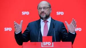 Sollte Jamaika-Koalition scheitern: SPD-Chef Martin Schulz will Neuwahlen