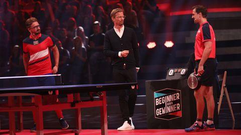 """TV-Kritik """"Beginner gegen Gewinner"""" auf ProSieben: Schlag das Ego mit Joko Winterscheidt"""
