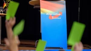 "AfD löscht ""Testversion"" nach scharfer Kritik um ""verfassungswidrige"" Datenerhebung"