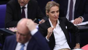 """Alice Weidel will ab 2021 mitregieren und sich nicht auf ein """"Ja"""" zu Ehe für alle festlegen"""