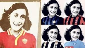 Italien: Rechte Lazio-Ultras provozieren mit Anne-Frank-Trikot - doch die Liga schlägt zurück