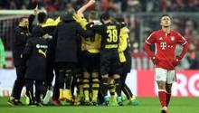 DFB-Pokal: Bayern München gegen Borussia Dortmund