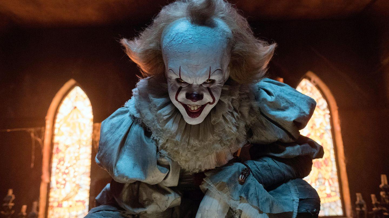 """Gruseln zu Halloween: Szene aus dem Horrorthriller """"Es"""", nach dem Roman von Stephen King"""