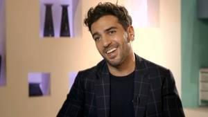 Im Interview mit stern TV: Elyas M'Barek spricht über seine eigene Schulzeit.
