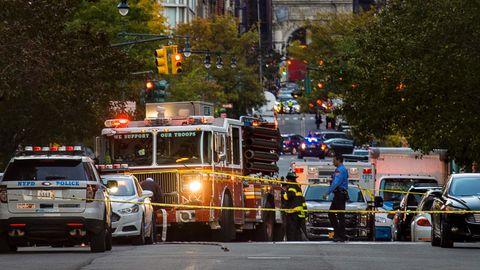 New York Terror Tatort