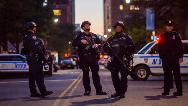 Tatort in New York