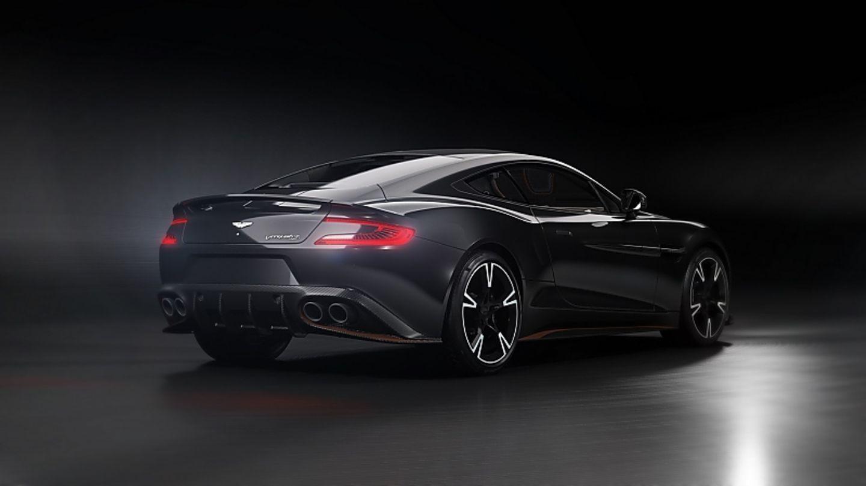 Aston Martin Vanquish S Ultimate Britische Dreifaltigkeit Stern De