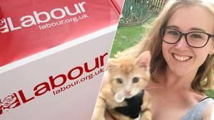 Bex Bailey, ein ehemaliges Mitglied des Labour-Parteipräsidium