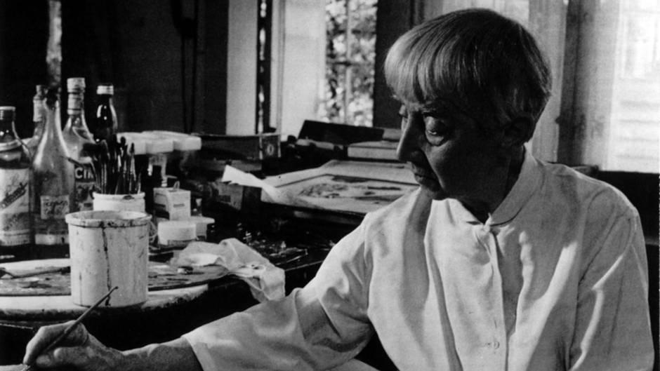 Anlässlich ihres 128. Geburtstags erhält Hannah Höch ein eigenes Google Doodle