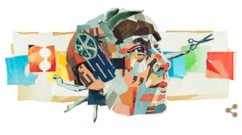 Zum 128. Geburtstag: Google erinnert an Dadaistin Hannah Höch