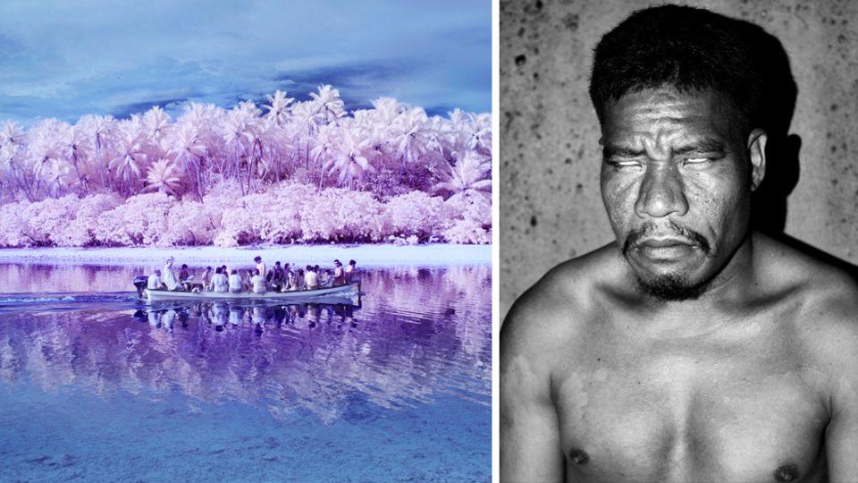 Pingelap im Pazifischen Ozean: Die mysteriöse Insel der Farbenblinden