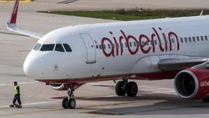 Air Berlin - Island - Schulden - Pfändung