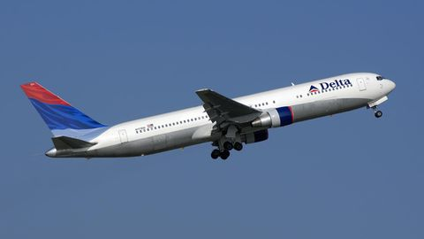 Boeing 767-300 von Delta Air