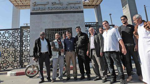 Die Hamas hat die Grenzverwaltung des Gazastreifens an die Palästinenserbehörde übergeben