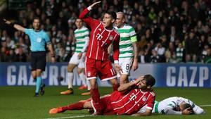 FC Bayern München Javier Martinez